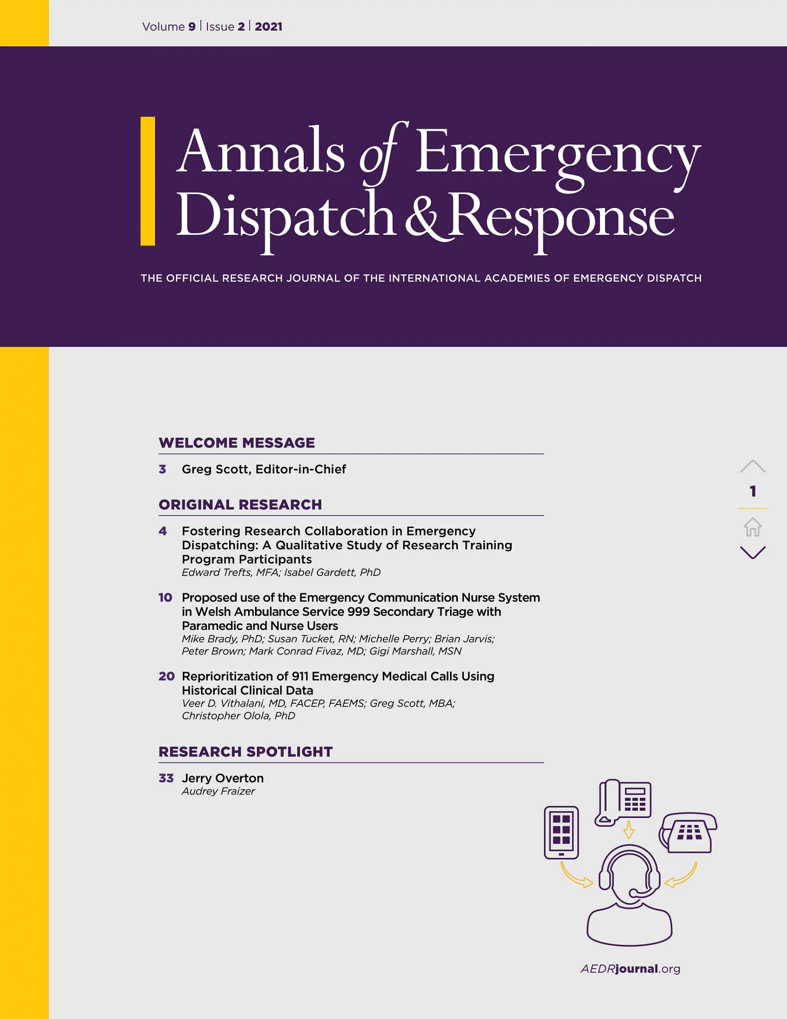 AEDR 2021 Vol. 9 Issue 2